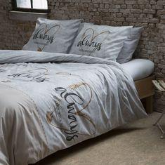 Povlečení na postel bavlněné Follow Your Heart, Comforters, Nova, Blanket, Bed, Stream Bed, Rug, Blankets, Beds