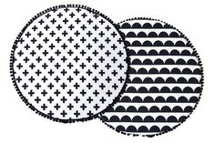 Our big inspiration is padded monochrome play mat. It's our bestseller. We love it! Monochrome baby play mat.  It's soft and cozy, it can be used as a rug in children's room, as a floor in teepee, for a picnic, on a beach or just for exceptional decor for nursery room.