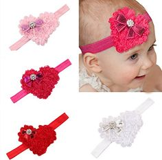 Xife® 4 Pieces Baby Headbands Girls Heart Lace Head Wear Love Flower (4 Pack) XiFe http://www.amazon.com/dp/B00SWIXPOU/ref=cm_sw_r_pi_dp_4dcawb045RGVV