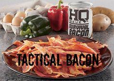 Survival Bacon - For Unexpected Bacon Deficiencies