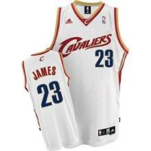 ee4abf909 Stitched name and numbers Cleveland Cavaliers 33 Shaquille O Neal Red Jersey  19.5 Cleveland Cavaliers 23 LeBron James Swingman Home white 19.5 ...