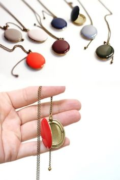 lovely lockets are a must, I need one in Aquamarine for my Dads birth stone.  If only you weren't $98