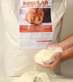 1 x 15kg bag of Kurtos kalacs EASY mix