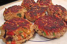 Tuna meatballs by snuppel Healthy Summer Recipes, Healthy Chicken Recipes, Salmon Recipes, Cooking Recipes, Shellfish Recipes, Eat Smart, Paleo Dinner, Convenience Food, Tex Mex