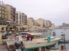 Waterfront Hotel in Malta, situated on the Sliema seafront.