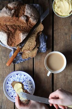 Miss Foodwise | Celebrating British food and Culture: Soda bread, time to bake.