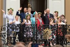 Princess Märtha Louise of Norway lifts the lid on her divorce | Daily Mail Online