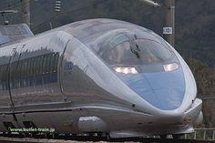 山陽新幹線 500系 「こだま」 相生~岡山(兵庫県)