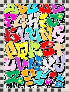 How to Do Graffiti Letters