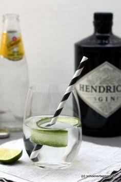 schoenertagnoch: Ein Herz für Gin and Tonic! Und Pinterest via schoenertagnoch.blogspot.de/