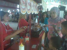 BIG SOSIS hadir di Festival Pencak Silat Jawa Barat 2014..Kiara Payung