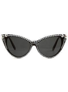 Noir Miss Fifi Sunglasses $12.00 at ShopPlasticland.com