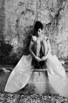 Photo: Alessandro Citti Model: Medea Teixeira Make-up & Hair: Silvia Gerzeli Dress & Accessories: ArtEcò Creazioni di Annalisa Benedetti