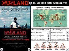 Gasland II - Created on Tactilize