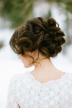 50 Gorgeous Holiday Hairstyles from Pinterest | Daily Makeover