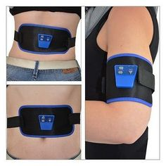 Cinto De Emagrecimento Corpo mensagem massagem relaxamento músculo Elétrico queimador de gordura de impulso útil