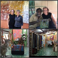 is the reason we all want to visit Katherine NT . just another reason to go. Textile Artists, To Go, Textiles, Australia, Fabrics, Textile Art