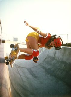 "Cindy Whitehead is a 70's pro skateboarder who was inducted into the Skateboarding Hall of Fame in 2016, she is the founder of the action sports movement, Girl is NOT a 4 Letter Word and the author of the first comprehensive book on girls skateboarding, ""It's Not About Pretty: A Book About Radical Skater Girls"" […]"