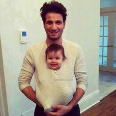 #funny#cute#daddy#baby