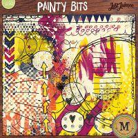 jj Painted Bits - M3 September Add-on