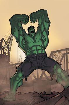 Hulk #hulk #marvel #comic #marvelcomics