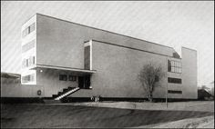 Sven Markelius & Uno Ahrend @ House for the students in stockholm [1928-1930] by d.teil, via Flickr