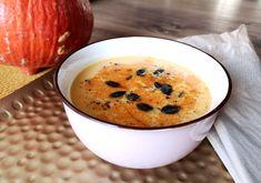 polievka z tekvice hokkaido Oatmeal, Pudding, Breakfast, Desserts, Food, Hokkaido, The Oatmeal, Morning Coffee, Tailgate Desserts