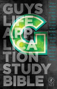 Guys Life Application Study Bible NLT by Livingstone. Save 28 Off!. $16.55. Publication: March 5, 2013. Publisher: Tyndale House Bibles; 2 edition (March 5, 2013)