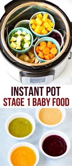 Did you know that you can make healthy, nutritious baby food right in your Instant Pot? Instant Pot Baby Food is a cost-effective and low-effort method for cooking nutritious meals for your baby at home.