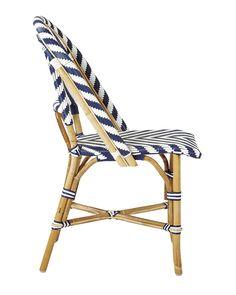 Serena & Lilly: Chevron Riviera Side ChairChevron Riviera Side Chair