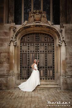 Wedding in a castle  (via Contemporary Weddings by Murakami Photography: Tanya & Dave Highcliffe Castle Wedding Dorset)