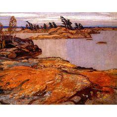 A.Y. Jackson Georgian Bay November