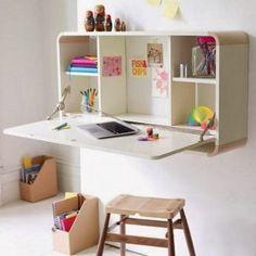 Ideas para escritorios infantiles
