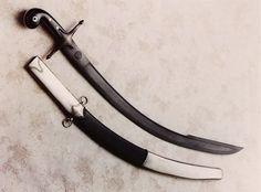 Mongol Scimitar