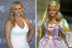 Amy Schumer to play Barbie in live action Sony film.