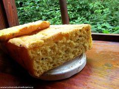 Bezlepkový toustový chléb