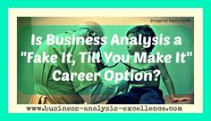 business analyst education