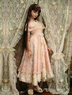 Art doll - Koitsukihime