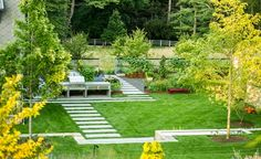 5 Keen Clever Hacks: Cactus Garden Landscaping Spaces garden landscaping with stones diy ideas. Landscape Architecture, Landscape Design, Garden Design, Modern Landscaping, Backyard Landscaping, Core Aeration, Lawn Maintenance, Hacks, Contemporary Landscape