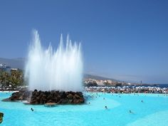 Pool Tenerife