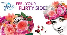 I just earned 2 coins in the 'Glade® Feel Your Flirty Side' Challenge!