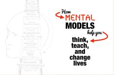 How mental models help you think, teach, and change lives.