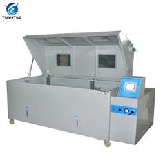 Salt spray test equipment is a specialized test used to evaluate the resistance to corrosion of paints, coatings, and metal structures as well as effects on electrical systems. #saltspraytestequipment #saltcorrosiontestequipment #saltcyclingtestequipment