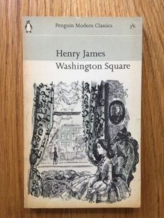 Washington Square - James, Henry Penguin Modern Classics, 1964 reprint of this Penguin Modern Classics edition, in near fine condition, please see pictures, PayPal accepted, any questions please get in touch.