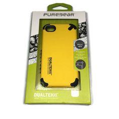 PureGear DualTek Extreme Shock Case for iPhone - Kayak Yellow Iphone 4s, Iphone Cases, Kayaking, Pure Products, Yellow, Kayaks, Iphone Case, I Phone Cases, Iphone 4