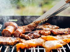 Meat is delicious, especially BBQ, but it is a good idea to eat it all in moderation.