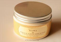 Kama Ayurveda Kokum and Almond Body Butter