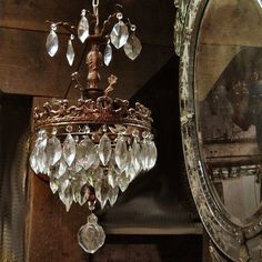 Beautiful Cherub Chandelier