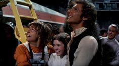 STAR WARS IV A NEW HOPE (1977)