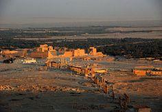 Palmyra: ISIS-wanton destruction